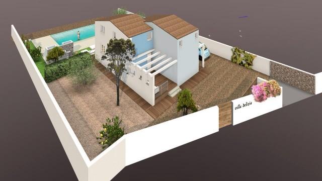 Villa vendita CASTELLAMMARE DEL GOLFO (TP) - 4 LOCALI - 140 MQ