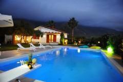 Favolosa villa di lusso con piscina a Scopello