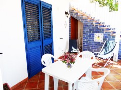 Splendido appartamento in villa a 50 mt dal mare
