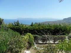 Villa indipendente con vista panoramica a Scopello