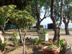 Appartamento in villa sulla spiaggia di Castellammare